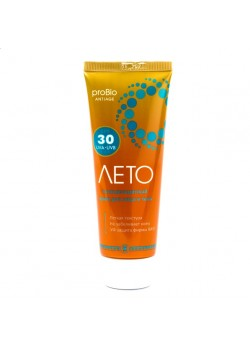 Крем солнцезащитный «Лето» SPF 30